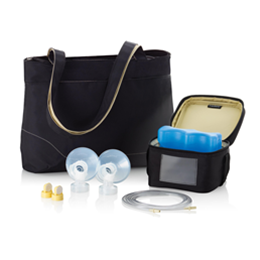 Breastpump Shoulder Bag - Image Number 34709
